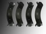 Keramik Bremsklötze vorne Chevrolet Silverado 1500, 2500, 3500 1999-2010