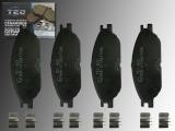Keramik Bremsklötze vorne Ford Windstar 1999-2003