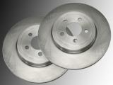 Front Brake Rotors Chrysler 300C 2005-2010 Rotors with 345 mm Diameter