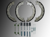 Parking Brake Shoes and Hardware Chrysler 300C 2005-2015