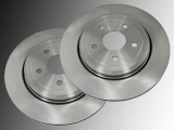 Front Brake Rotors 302mm Dodge Nitro 2007-2012