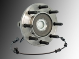 Front Wheel Bearing and Hub Assembly incl. ABS Sensor Dodge RAM 2500 3500 Pickup 2WD 2009-2011