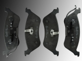 Ceramic Rear Brake Pads Dodge Caravan 2001-2007
