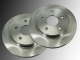 Front Brake Rotors Chrysler Aspen 2007-2009