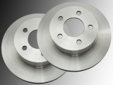 2 Front Brake Rotors Jeep Wrangler YJ 1978-1989