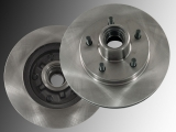 Front Brake Rotors Ford Ranger 2WD 1995-1997 2-Wheel ABS