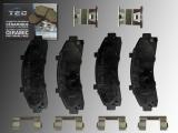 Keramik Bremsklötze vorne Ford Ranger 1995-2002