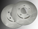 Front Brake Rotors Chevrolet S10 Pickup 4WD 1998-2004