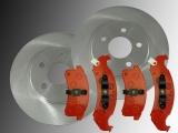 2 Bremsscheiben Satz Bremsklötze vorne Buick LeSabre 1998-1999