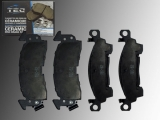 Front Ceramic Brake Pads Cadillac Fleetwood 1993-1996