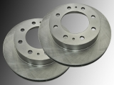 Front Brake Rotors Chevrolet Avalanche 2500 2002-2006