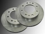Front Brake Rotors GMC Savana 2500  2003-2019 8 Holes Wheels