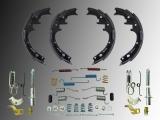 Brake Drum Shoes and Brake Shoes Hardware Kit Ford Aerostar 1990-1997