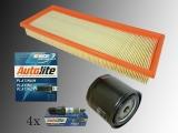 Luftfilter Oilfilter Zündkerzen Platin Chrysler Pt Cruiser 2.0L 2.4L 2006-2010