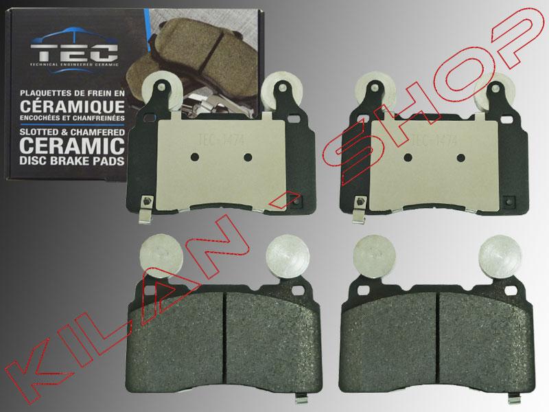 keramik bremskl tze bremsbel ge vorne chevrolet camaro ss v8 6 2l 2010 2013 ebay. Black Bedroom Furniture Sets. Home Design Ideas