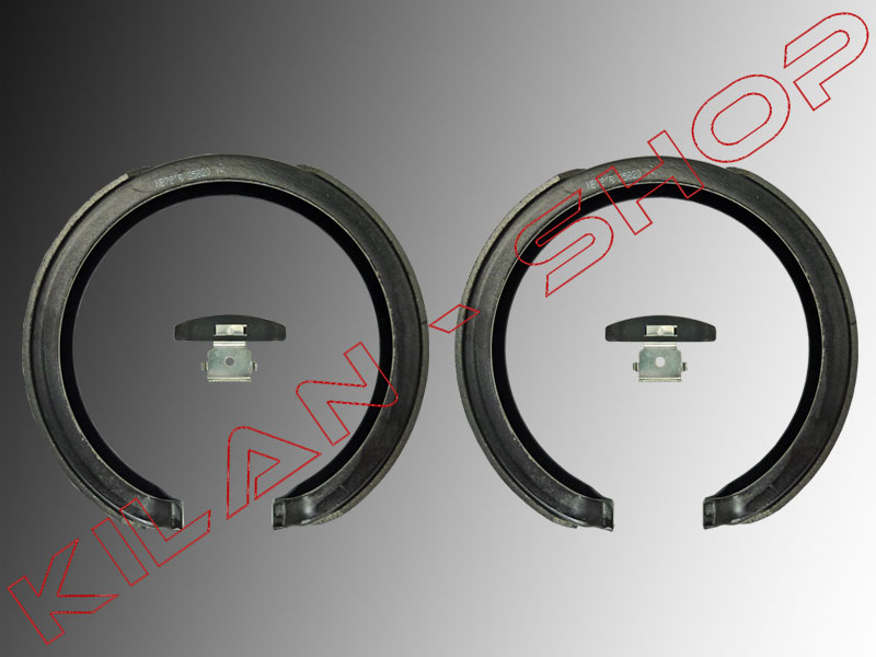 EBC Blackstuff Bremsbeläge Hinterachse DP1780 für Chevrolet Avalanche